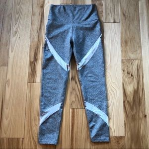 Aerie High Rise Chill Play Move 7/8 Leggings